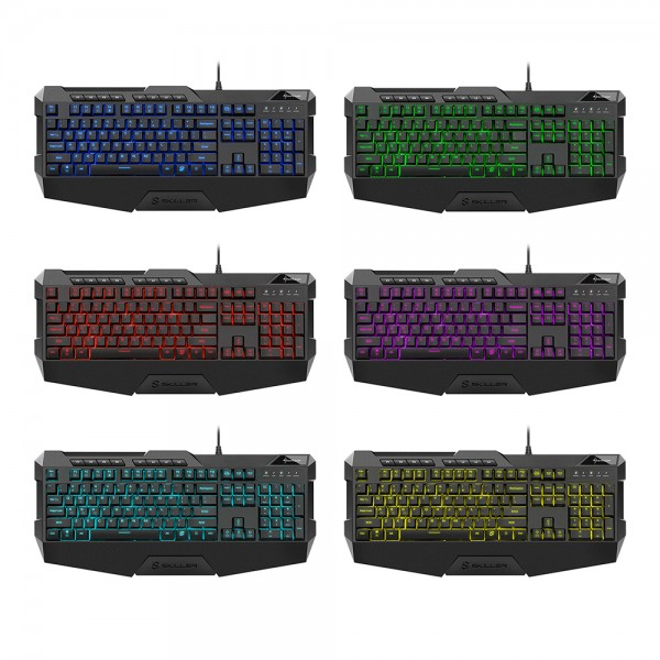 Sharkoon SKILLER SGK4 Gaming keyboard
