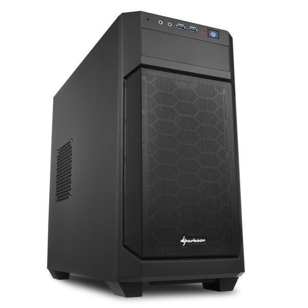 Sharkoon V1000 computer behuizing - Dealstunter.nl
