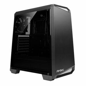 Antec NX100 zwart computer behuizing - Dealstunter.nl