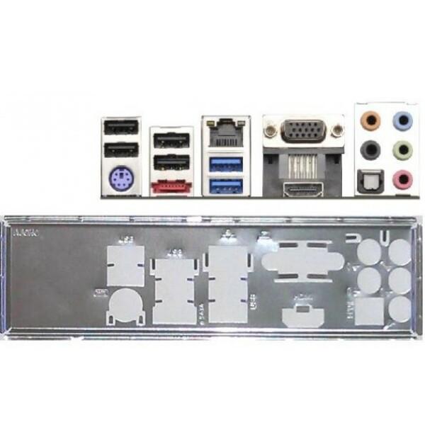 ASRock FM2A75M-ITX I/O-Shield