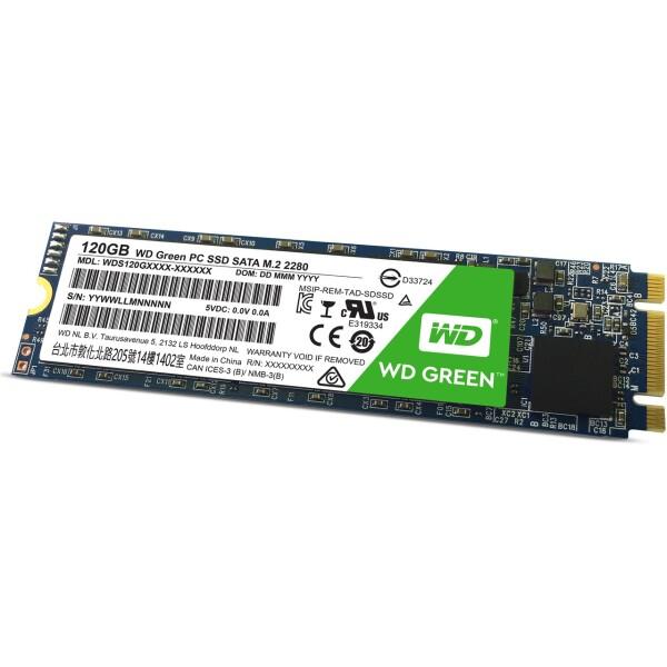 WD Green SSD M.2 V1