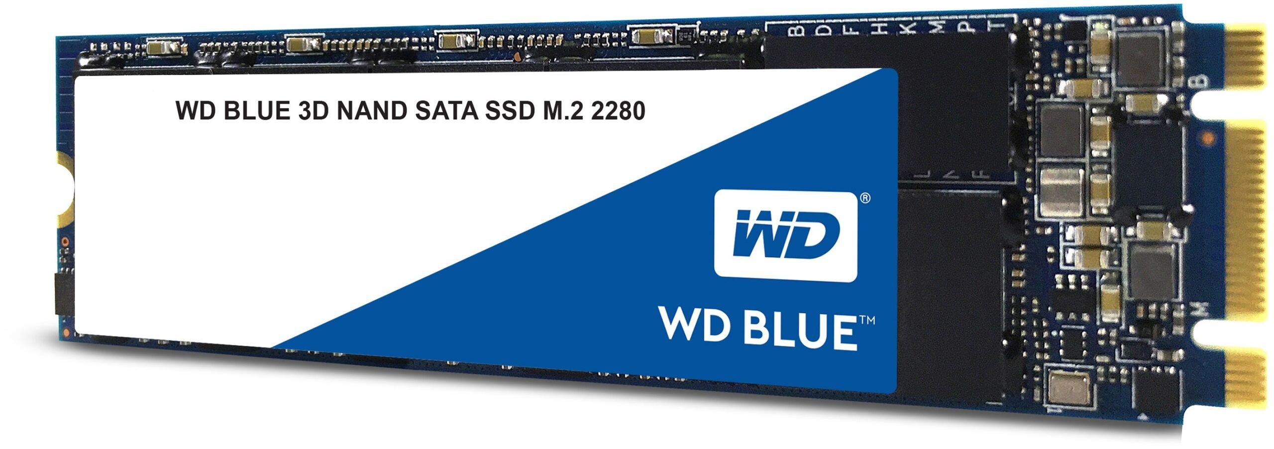 WD Blue SSD M.2 V2 1TB
