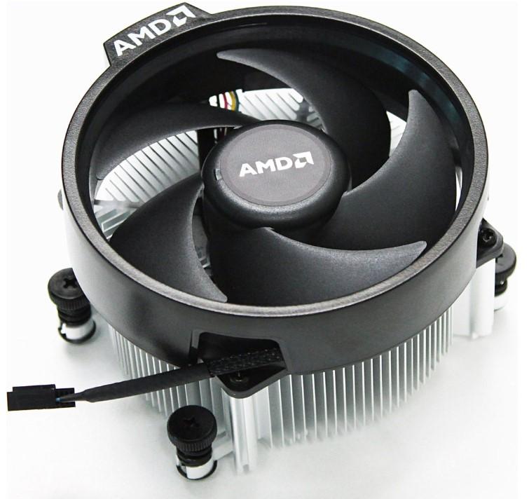 AMD CPU-Koeler