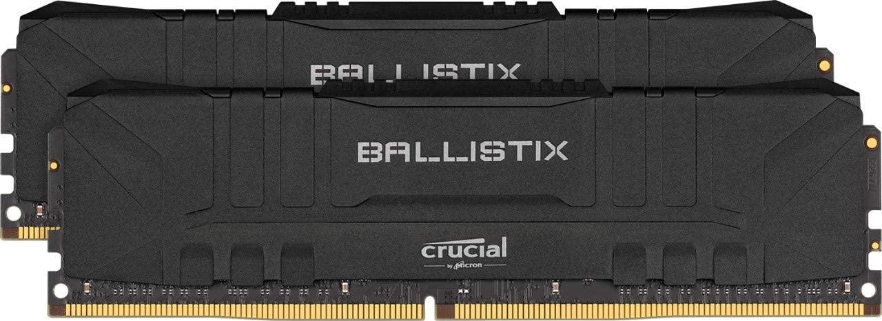Crucial Ballistix 16GB(2x8GB) 3200MHz DDR4