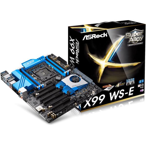 ASRock X99 WS-E