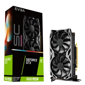 EVGA GeForce GTX 1660 Super SC Ultra Gaming