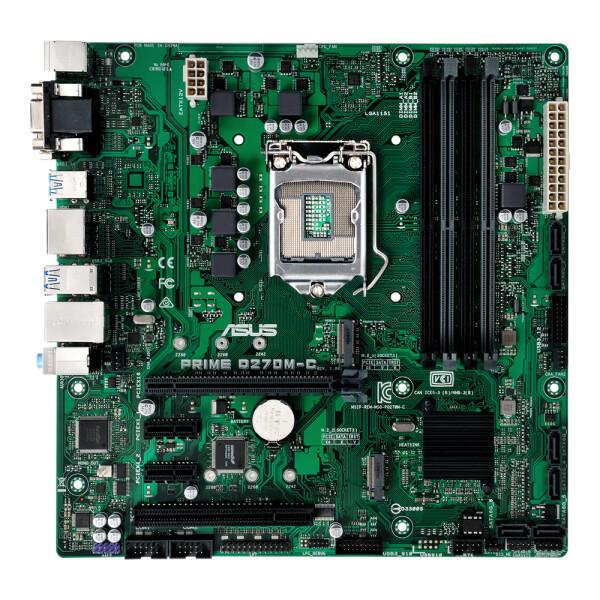 Asus Prime Q270M-C