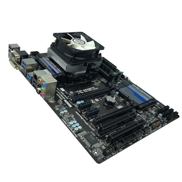 GA-H87-D3H - Core-i7 4770 Set